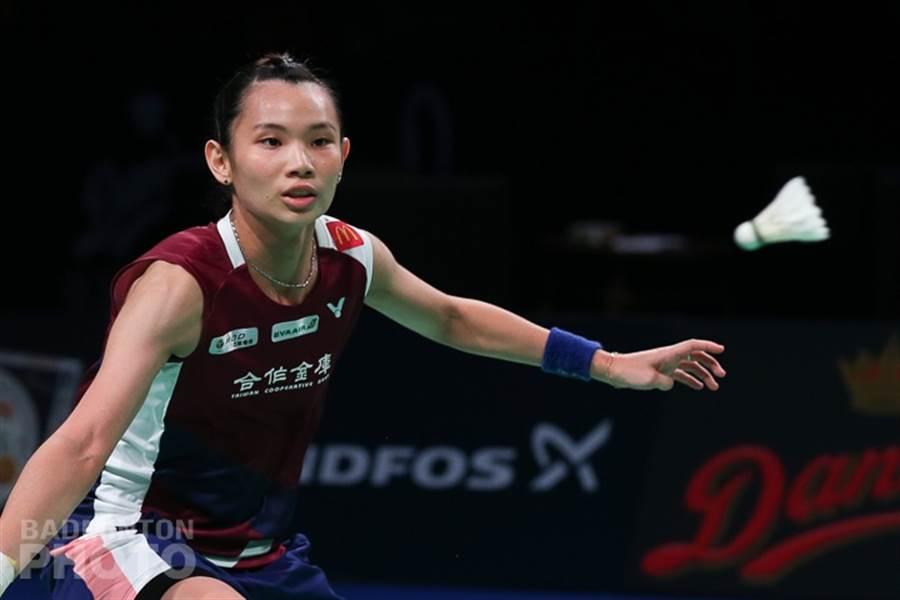 戴資穎是天生好手,也透過訓練及比賽獲得更多經驗,表現獲得BWF官方肯定。(資料照/Badminton Photo提供,陳筱琳傳真)