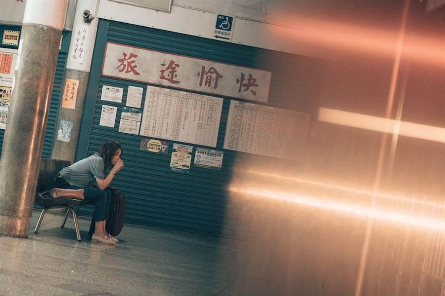 蔡淑臻主演短片《燒肉粽2019》。(金馬執委會提供)