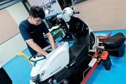 KYMCO成立全台首間電動車技術教學中心