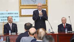 吳敦義:盼韓國瑜民調11月能跨越