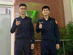 竹南分局添28名生力軍 警力提升