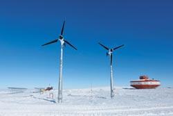 陸產充電寶助威 南極檢測全天候