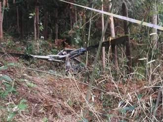 陸傳一軍一民直升機墜毀 共5人死亡