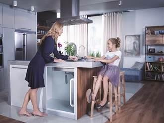濾好水、喝好水才安心 家家必備濾水器熱銷最高7倍成長