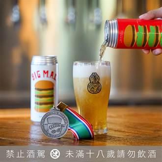 助臺攻下一金二銀 臺虎精釀在日本啤酒大賽大顯風光