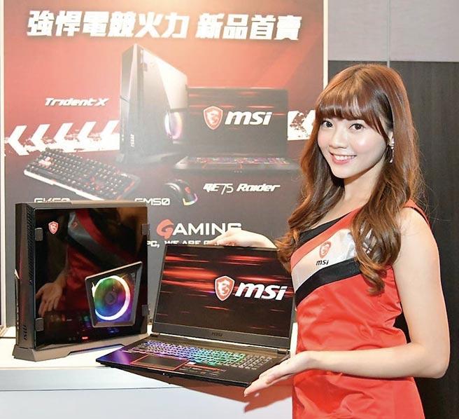 筆電新品Alpha 15採用AMD CPU/GPU 微星攜超微 強化電競戰力