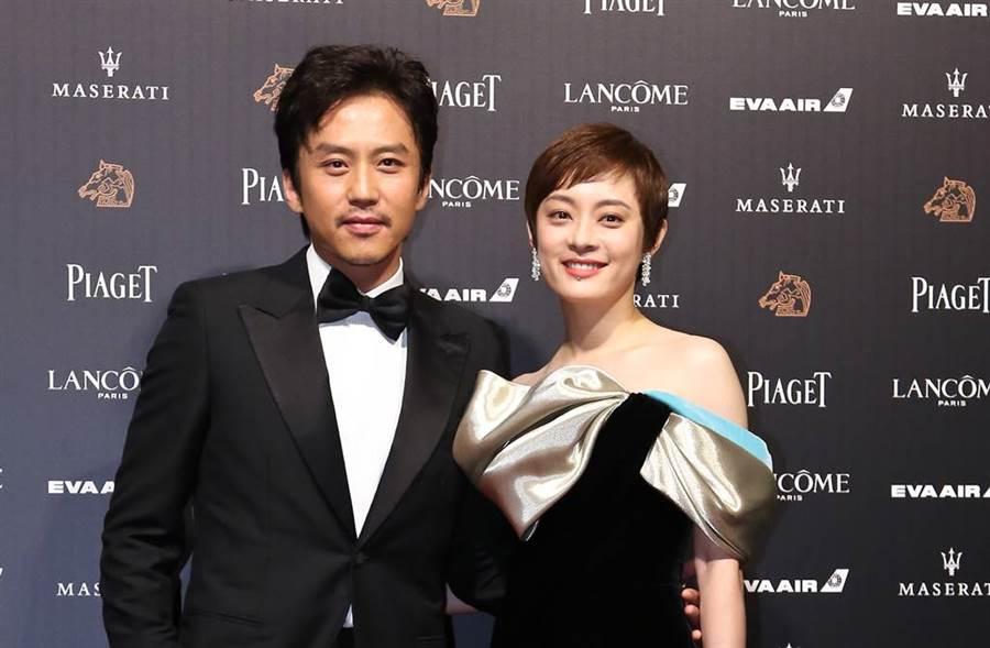 鄧超與孫儷是大陸演藝圈的模範夫妻檔。(圖/本報系資料照片)