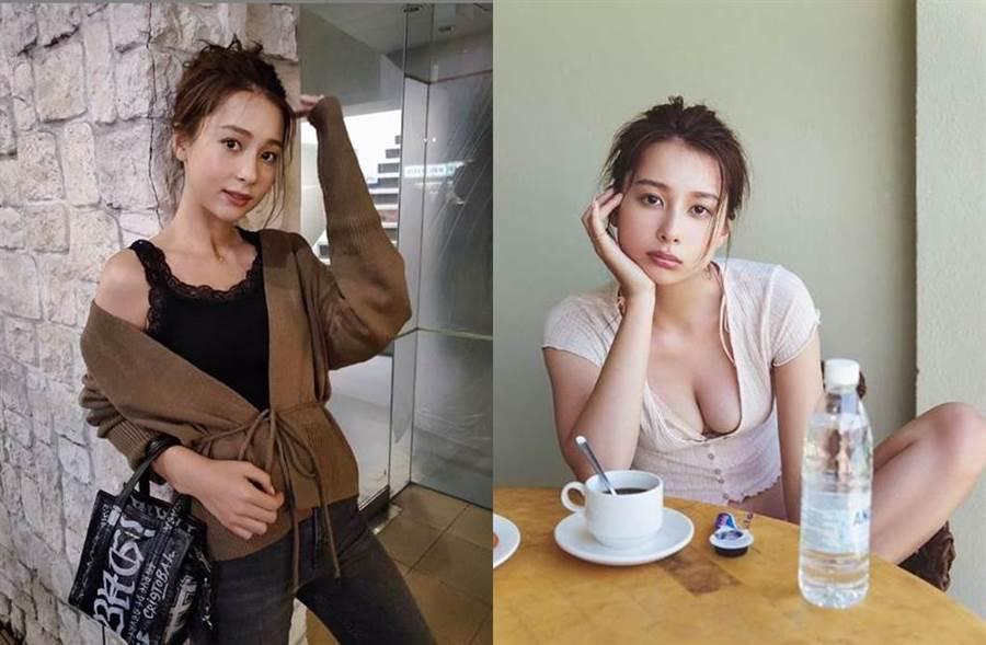 丹羽仁希被網友封為「日本第一美女」。(圖/翻攝自IG)