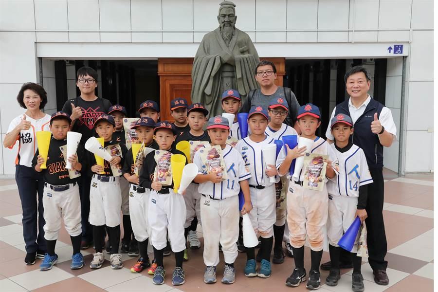2019台南市巨人盃全國少棒錦標賽即日起開打。(台南市政府提供,曹婷婷台南傳真)