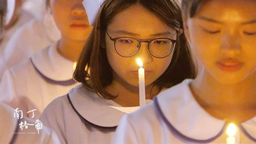 紀錄片《南丁格爾》深入探討當今的台灣醫護環境,見證前線護理人員的辛酸血淚。(2019勞工影展提供/王寶兒台北傳真)