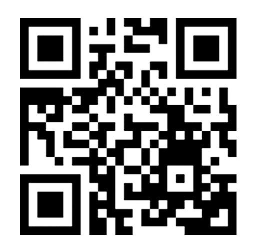 首映售票QR code。(灃食公益飲食文化教育基金會提供/陳俊雄台北傳真)
