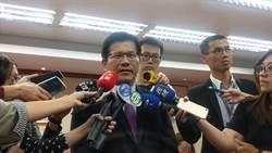 北宜高鐵砸955億元 林佳龍:可行性高
