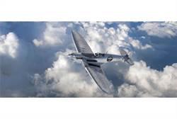 二戰傳奇噴火式戰機來了 上午將降落台中機場