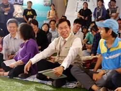 戶外教育2.0  教育部年編5000萬支持學生走出教室