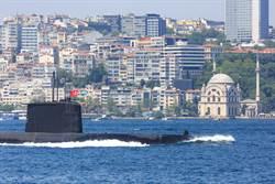 潛艦國造!土耳其2040交付首艦