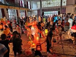 台灣燈會在台中 全國花燈競賽總獎金高達290萬