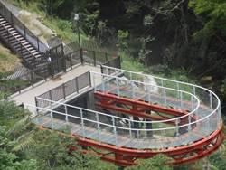 安全疑慮和不堪虧損 龍鳳瀑布空中步道31日起休園