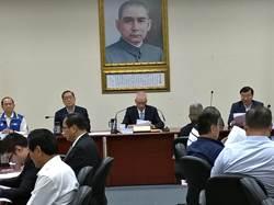 國民黨通過不分區提名時程 吳敦義排名引熱議