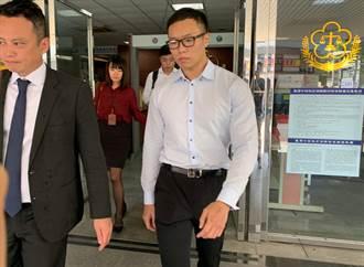 超跑富少炸隧道重罪 法官減刑判2年4月