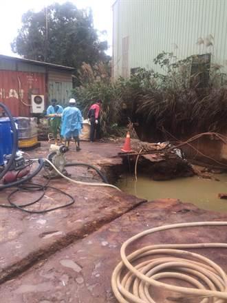 無良廠商棄廢毒液 汙染三峽河獲利千萬