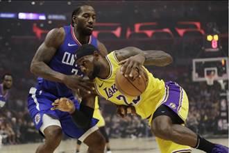 NBA》快艇撞翻湖人 里歐納德單挑詹皇與AD