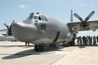駐日美軍機又掉零件 輪到MC-130特戰飛機