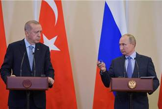 土耳其全面勝利 俄警告庫德人速撤