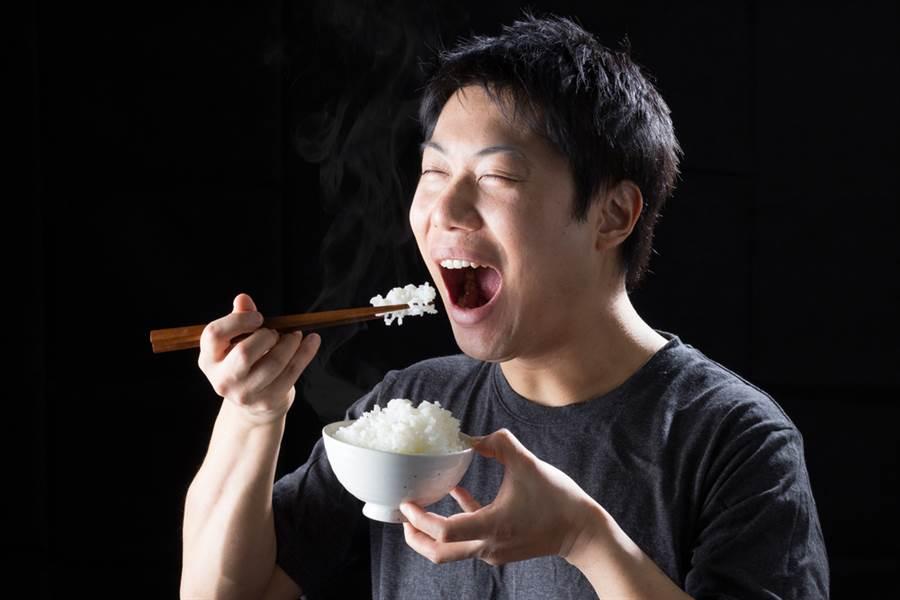 罕病男体内自酿酒 光吃米饭就会醉(示意图/达志影像)