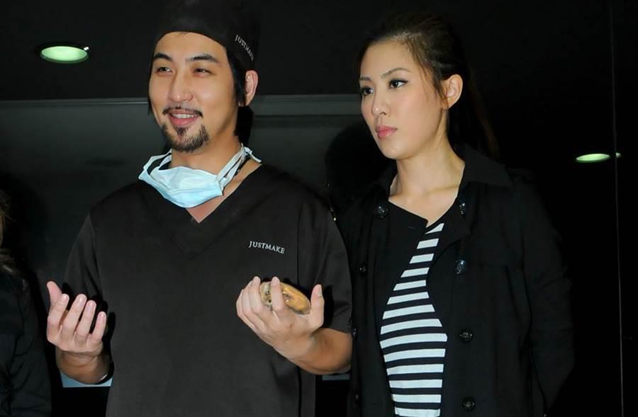 李進良和小禎結婚後桃色緋聞不斷。(圖/本報系資料照)