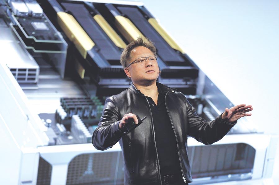 NVIDIA創辦人暨執行長黃仁勳在洛杉磯舉行的世界行動通訊大會(MWC)中,宣布推出全新NVIDIA EGX邊緣超級運算平台。圖/業者提供
