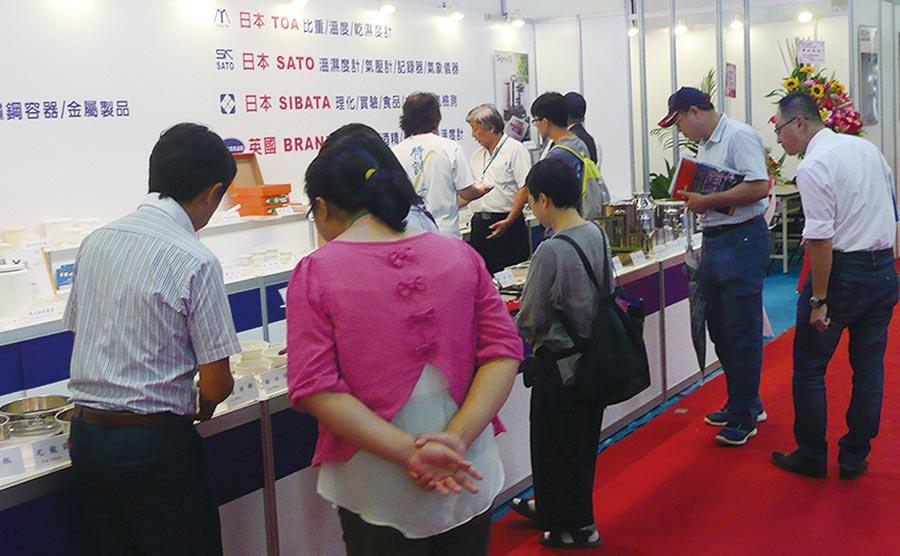 台北國際儀器展匯集世界各國精密儀器,為國際人士重要採購平台。圖╱台北市儀器公會提供