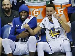 NBA》杜蘭特挑最佳隊友 竟沒柯瑞韋少