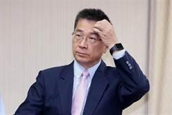徐國勇不知管浩鳴是政協 藍委:維基百科都查的到