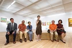 高美館25週年館慶展 畫作VR、AR特效吸睛