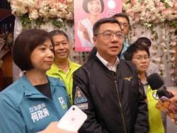 民進黨不分區名單卓榮泰:初步原則確定