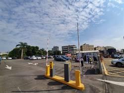 新營三民路站前停車場 11月起酌收清潔費