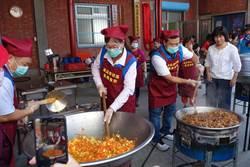 雲林縣長青食堂突破100個 斗六市老人用餐只要一個硬幣