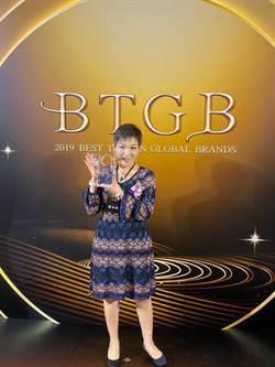 2019台灣二十大國際品牌 GIANT榮獲第六名