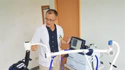 草屯療養院引進「重複經顱磁刺激」治療憂鬱症