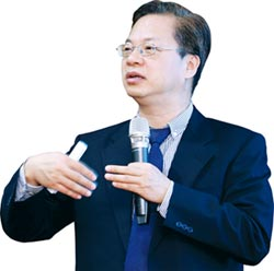 龔明鑫:智慧城鄉輸出 台灣專區南向遍地開花