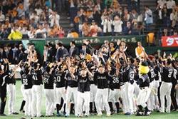 日本一 一面倒 橫掃巨人 軟銀3連霸