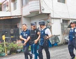 民雄槍擊案成功勸降嫌犯 水上分局張永龍破格升官