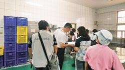 台南新市國中疑食物中毒