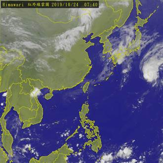 周日變天 李富城:「麥德姆」颱風可能生成