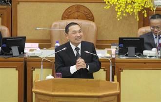 綠議員問韓國瑜要不要看醫生 侯友宜反應讓韓粉傻了
