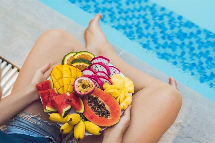 為何吃水果要加鹽?行家3字解密(圖/達志影像)