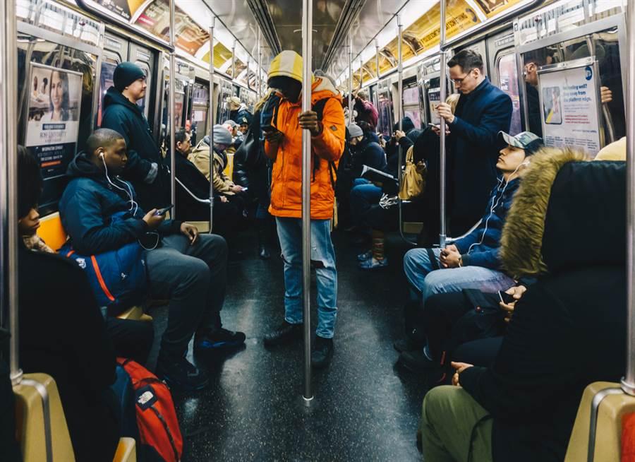紐約地鐵有多髒?網見照片全吐了(示意圖/達志影像)