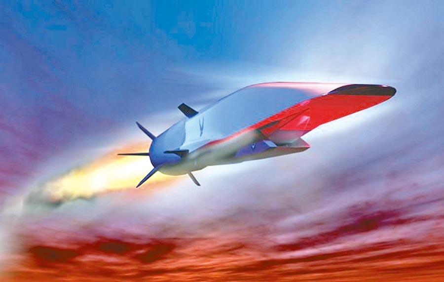 美國X-51高超音速飛彈。(取自美國陸軍官網)