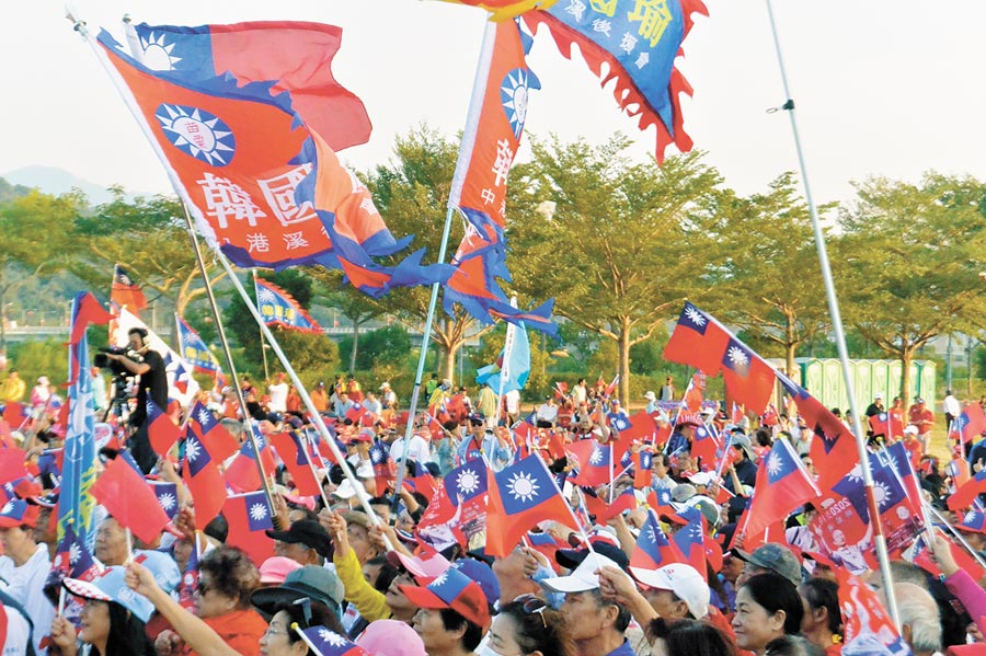 台灣兩年一小選、四年一大選的選舉週期中,兩岸關係遲早重回和平發展的正確道路。(本報系資料照片)