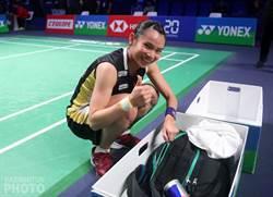 戴資穎贏韓妞 法國賽8強對世錦賽冠軍